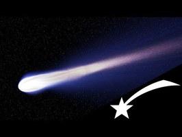 🌠 Une météorite qui rebondit sur l'atmosphère...