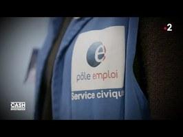 Cash investigation - Services publics : volontaire du Service civique chez Pôle emploi