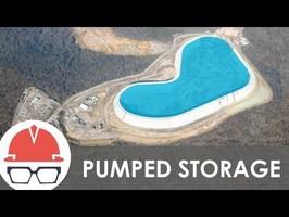 World's Largest Batteries - (Pumped Storage)