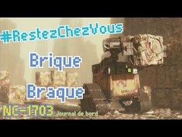 NC-1703 [jour 20] : Briques et Pavés