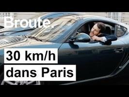 Paris limitée à 30 km/h ! - Broute - CANAL+