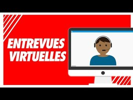 Conseils pour une entrevue virtuelle - SANS MATÉRIEL