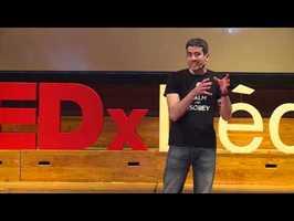 Changer le monde sans travailler | Lionel Ploum Dricot | TEDxLiège