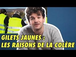 GILETS JAUNES : LES RAISONS DE LA COLÈRE