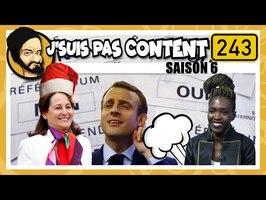 Ségolène au chomage, Macron au partage & Rokhaya au largage ! (J'SUIS PAS CONTENT ! #S06E05)
