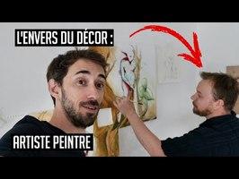 UNE JOURNÉE AVEC #13 : ARTISTE PEINTRE