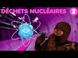 ☢️ Déchets nucléaires durent cent millénaires - DEFAKATOR