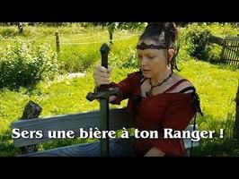 Sers une bière à ton Ranger (The Witcher Beuk)