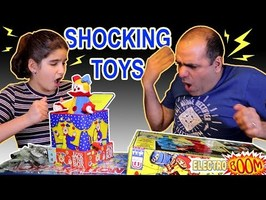 These Games will SHOCK Your Kids!! [DIY]