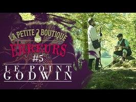 Le Point Godwin - La Petite Boutique des Erreurs #5