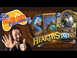 6 EASTER EGGS EXTRAORDINAIRES SUR HEARTHSTONE