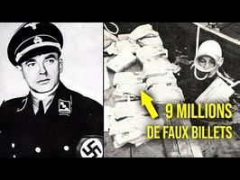 La plus grande opération de faux-monnayage de l'histoire (Nazis) - HDG #30