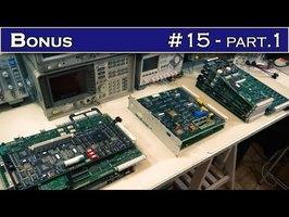 BONUS 15 (1/3) : Analyse de cartes Matracom 6501 Professionnel