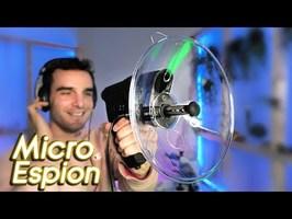 Ce micro d'espion peut entendre à 200m !?