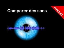 🔧 VITE FAIT : Comparer des sons - DEFAKATOR