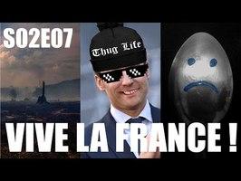 AMAZONIE, MACRON LE THUG & CUILLÈRE DU PROGRES ! (Vive la France ! #S02E07)