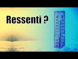 La « température ressentie » : une arnaque ? ❄️🌡️🥶
