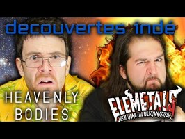 Découvertes indé: Heavenly Bodies / Elemetals