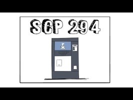 SCP-294 EXPLIQUÉ EN 4 MINUTES !