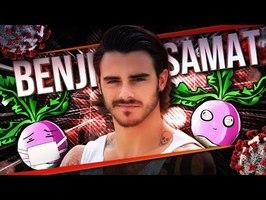 BENJAMIN SAMAT, un promoteur DANGEREUX. 😷