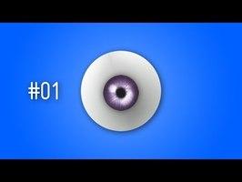 #01 La vue, partie 1 - Les sens humains - e-penser