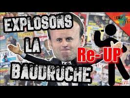 Présidentielle 2017 : Explosons la baudruche En Marche ! [Re-Up]