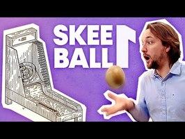 Salle d'ARCADE à l'atelier !!? Fabrication SKEE-BALL DIY !! Le BEST jeu d'arcade ! [EP01]