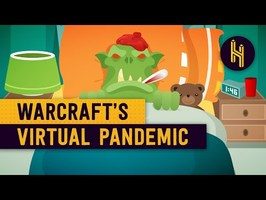 The Accidental Virtual Pandemic in World of Warcraft