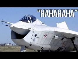✈ Boeing X-32 - L'avion le plus heureux du monde