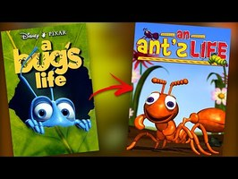 An Ants Life - Le Premier Plagiat d'un Dessin Animé en 3D de l'Histoire !