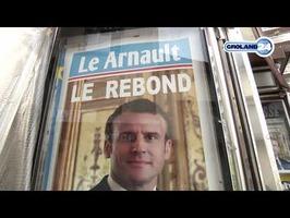 Presse transparente - Groland Le Zapoï du 11/05 - CANAL+