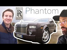 Essai Rolls-Royce Phantom : EXTRÊME DÉMESURE