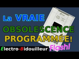 EB_#424 Flash - Voici la VRAIE Obsolescence Programmée!