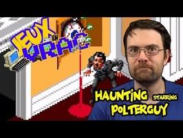 JEU EN VRAC - Haunting Starring Polterguy
