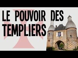 Le pouvoir des TEMPLIERS - Commanderie d'Arville
