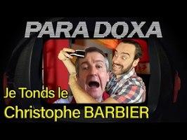 PARA DOXA - Le VOTE par CORRESPONDANCE sauce Christophe BARBIER