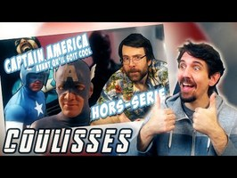 Coulisses Joueur Du Grenier - Captain America!