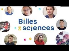 Nouveau projet, BESOIN DE VOUS ! — Billes de sciences