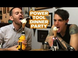 Power Tool Dinner Party | Joseph's Machines