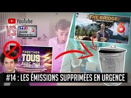 YouTube VS la télé #14 : Les émissions arrêtées en urgence