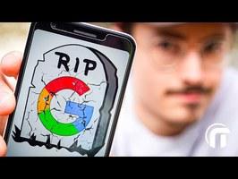 Android sans Google : mon avis après 1 an