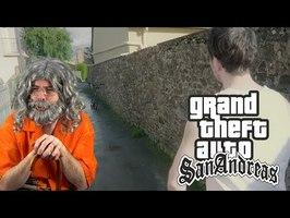 PAPY GRENIER - GTA SAN ANDREAS