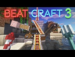 Clean Bandit - Higher feat. iann dior (Minecraft Music Video   Beat Synchronized)