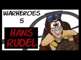 Warheroes 5 - Hans Ulrich Rudel - Caljbeut