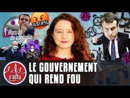 LA FRANCE DIRIGÉE PAR DES SADIQUES ? (RESTRICTIONS, ANNONCES INCOHÉRENTES...)