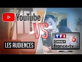 Comment sont calculées les audiences ? YouTube VS la télé