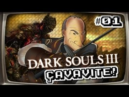LE RÉSUMÉ RAPIDE ET DÉBILE ! [ÇAVAVITE!] Dark Souls 3 #01