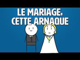Le Mariage est SEXISTE ! ft une Feminazie