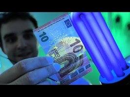 Les secrets d'un billet de banque (au microscope électronique)