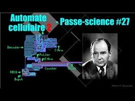 Automate Cellulaire - Passe-science #27
